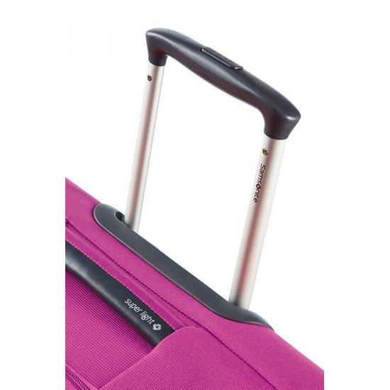 Спинер на 4 колела Base Hits 77 см в розов цвят с разширение