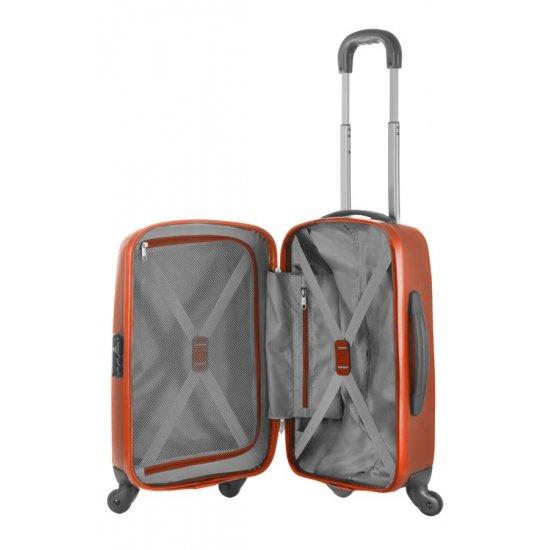Спинер на 4 колела Bright Lite Diamond 55cm оранжев цвят