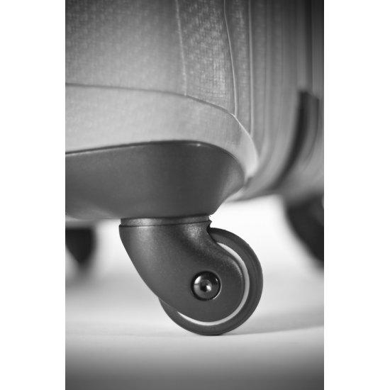 Спинер на 4 колела Cosmolite 55cm цвят сребро