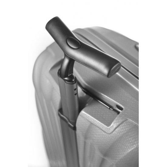 Спинер на 4 колела Cosmolite 86cm цвят сребро