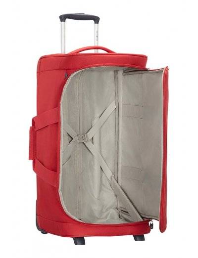 Dynamo Duffle with Wheels 67cm Red - Product Comparison