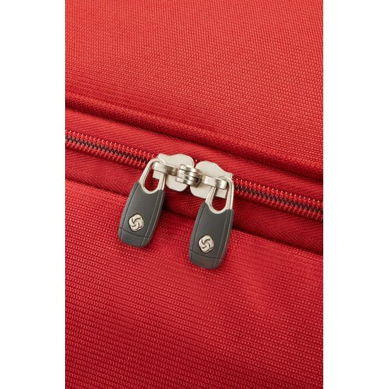 Dynamo Duffle with Wheels 67cm Red