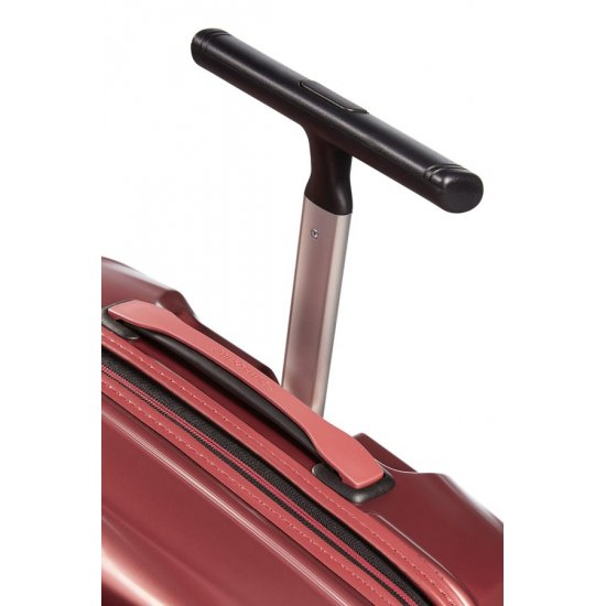 Спинер на 4 колела Еngenero 55 см в цвят керемидено червен металик