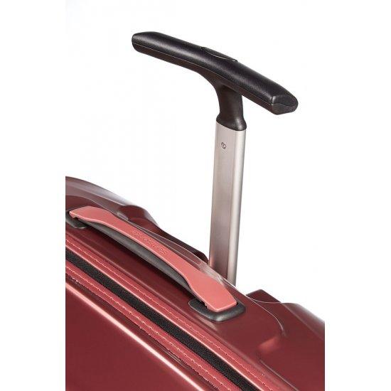 Спинер на 4 колела Еngenero 62 см в цвят керемидено червен металик