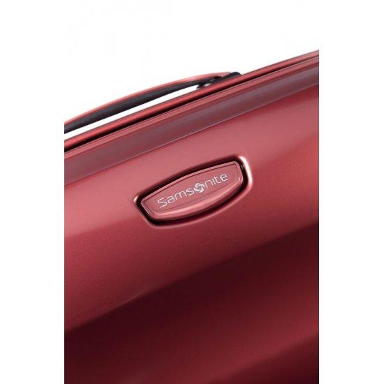 Спинер на 4 колела Еngenero 75 см в цвят керемидено червен металик