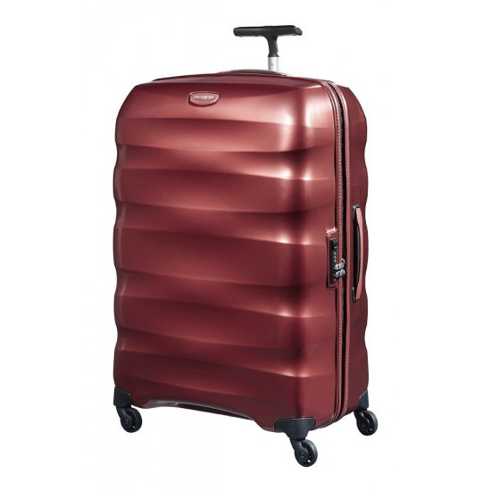 Спинер на 4 колела Еngenero 81 см в цвят керемидено червен металик