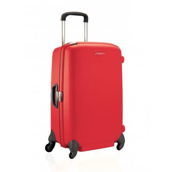 Спинер на 4 колела F'Lite Young 67cm червен цвят