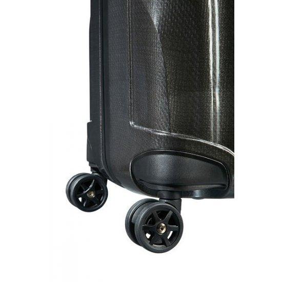 Lite-Locked Spinner 75cm Black