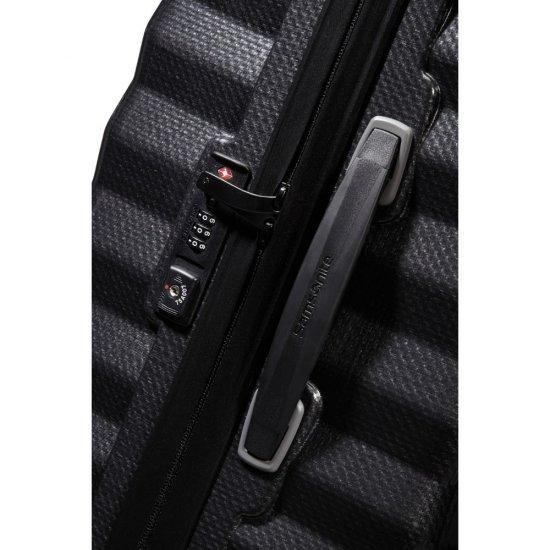 Lite-Shock Spinner 69cm/25inch Black