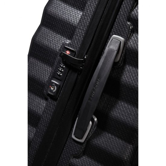 Lite-Shock Spinner 75cm/28inch Black