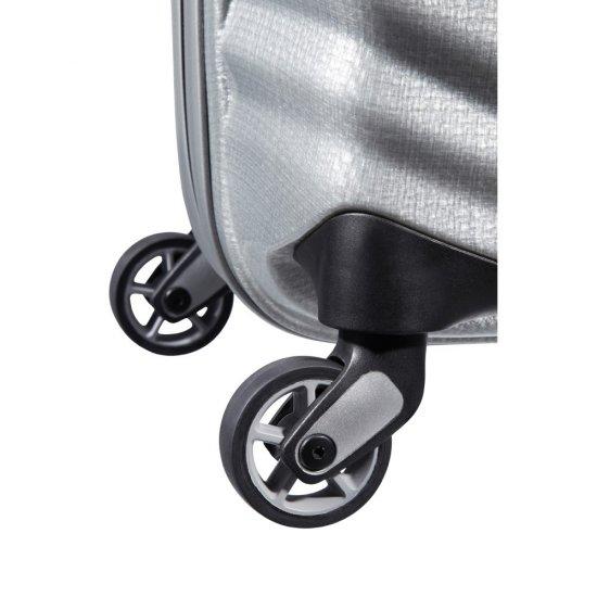 Lite-Shock Spinner 75cm/28inch Silver
