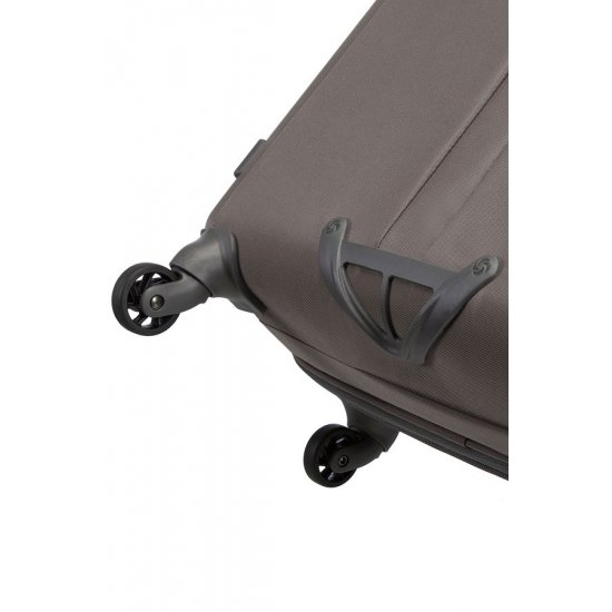 Спинер на 4 колела LUMO 55 см, за ръчен багаж в цвят бронз