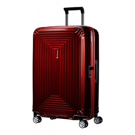 Neopulse Spinner 69cm Metallic Red
