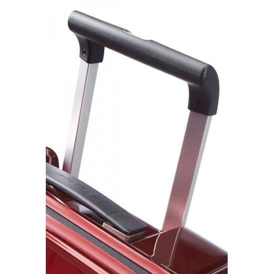 Neopulse Spinner 75cm Metallic Red
