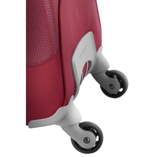 Spinner on 4 wheels Panayio 55 cm. red color