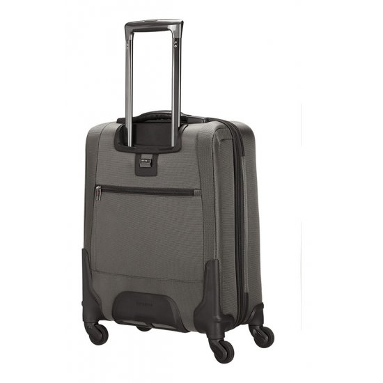 Pro-DLX 4 Spinner Expandable 55cm Magnetic Grey