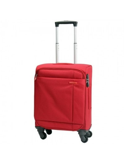 Spinner on 4 wheels S-Cape 53 cm. Red - Outlet section