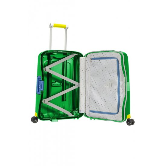S'Cure Spinner 4 wheels 55 cm cabin luggage Limited Edition Brazil