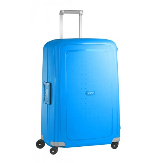 S'Cure Spinner 4 wheels 75 cm large size blue