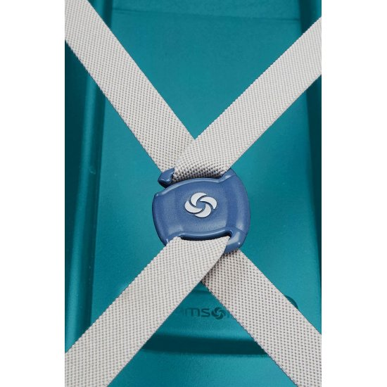 S'Cure Spinner 4 wheels 81 cm large size sea blue