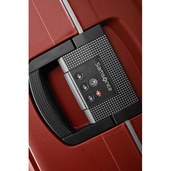 Спинер на 4 колела S'Cure Dlx 75cm червен цвят