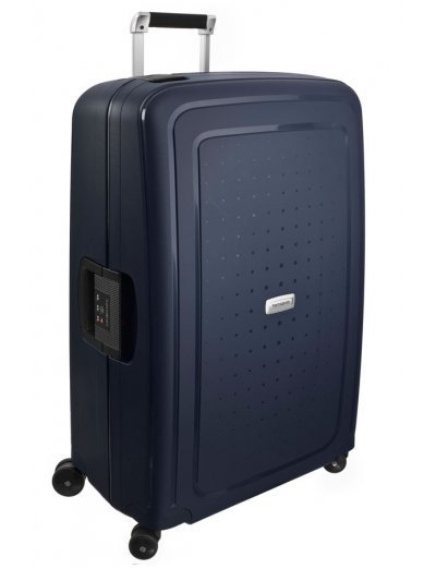 - Large suitcases