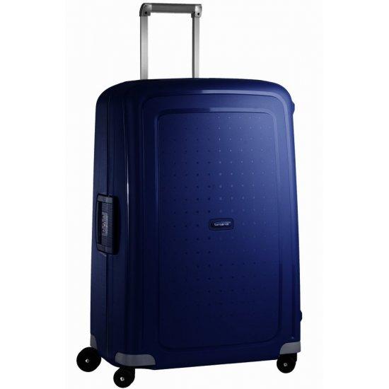 S'Cure Spinner 4 wheels 69 cm medium size dark blue