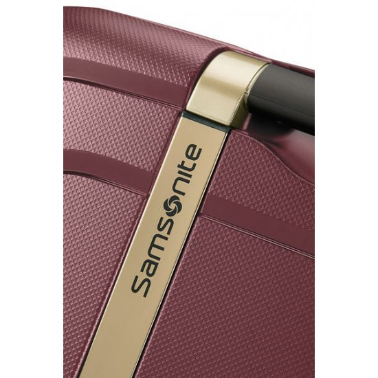 Spinner Metallic Fig 55 cm. S'Cure Burgundy/Gold Deluscious