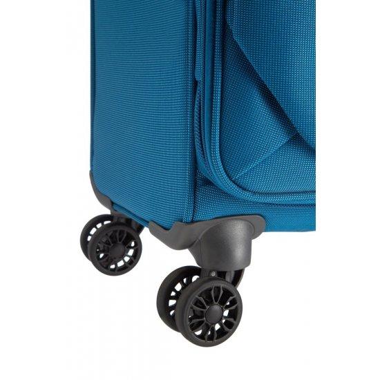 Спинер на 4 колела Spark 55 см височина, 40 см широчина в небесно син цвят