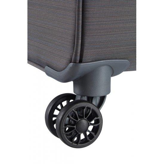 Спинер на 4 колела Spark  67 см в сив цвят с разширение