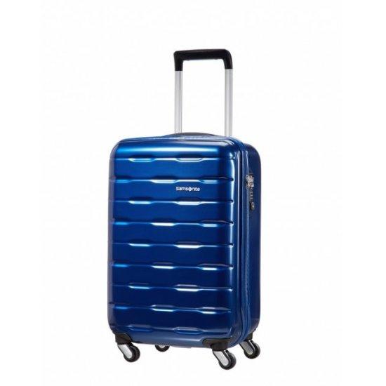 Spinner on 4 wheels Spin Trunk 55 cm. Blue