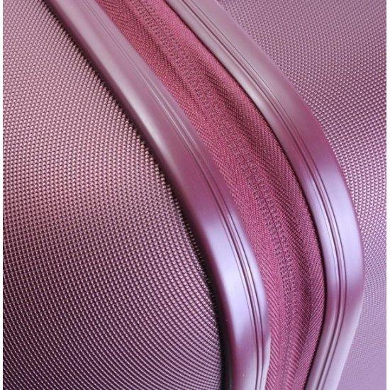Спинер на 4 колела Starwheeler 55 см,тъмно червен цвят
