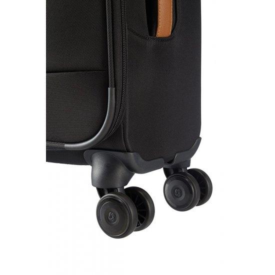 Спинер на 4 колела Streamlife 55см. с разширение цвят черен/кафяв