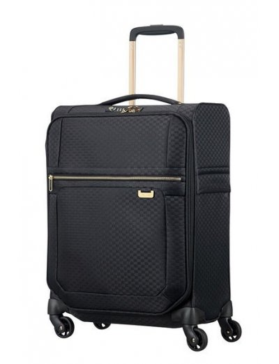 Uplite Spinner Expandable 55cm Black/Gold - Product Comparison