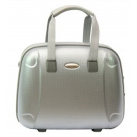 Silver Toiletry bag type
