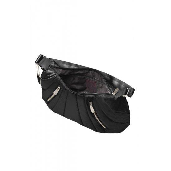 Average black ladie's bag Hobo Midtown