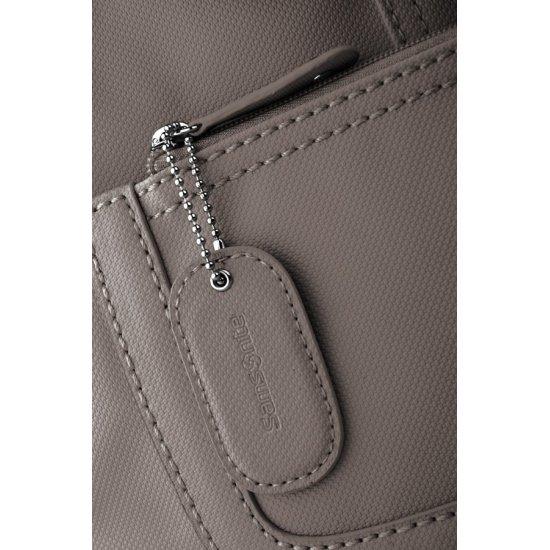 Средна дамска чанта  Park  цвят шоколад