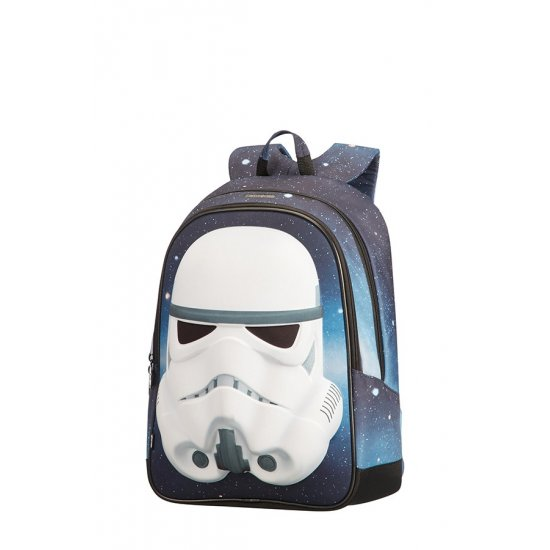 Star Wars Ultimate Backpack M Stormtrooper Iconic