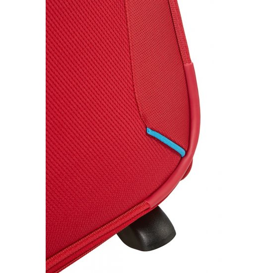 Summer Voyag 2-wheel Upright suitcase 55 cm Red
