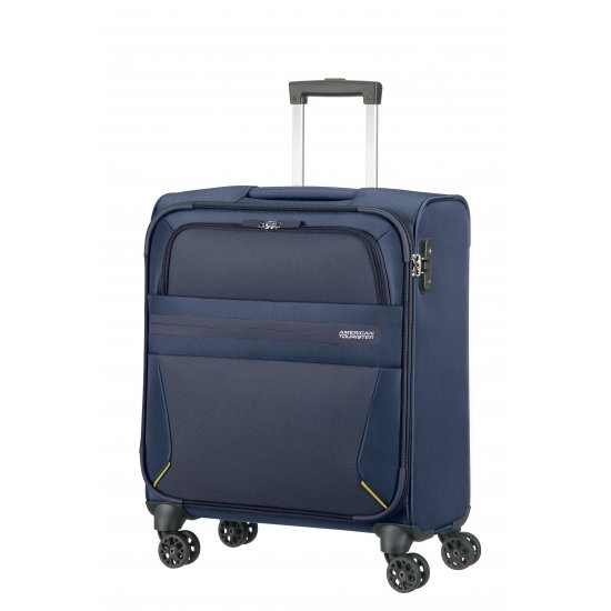 Summer Voyag 4-wheel suitcase 55 cm Navy Blue