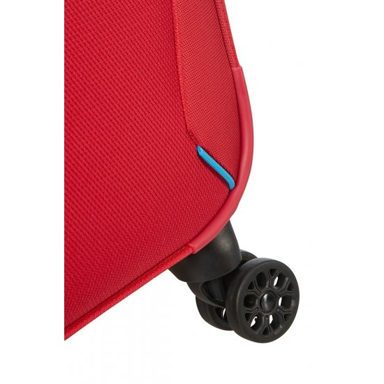 Summer Voyag 4-wheel suitcase 56 cm Red