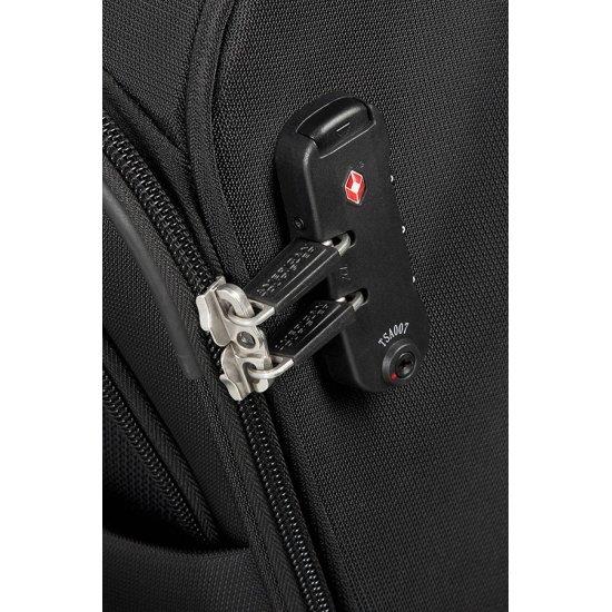 Summer Voyag 4-wheel suitcase 56 cm Black