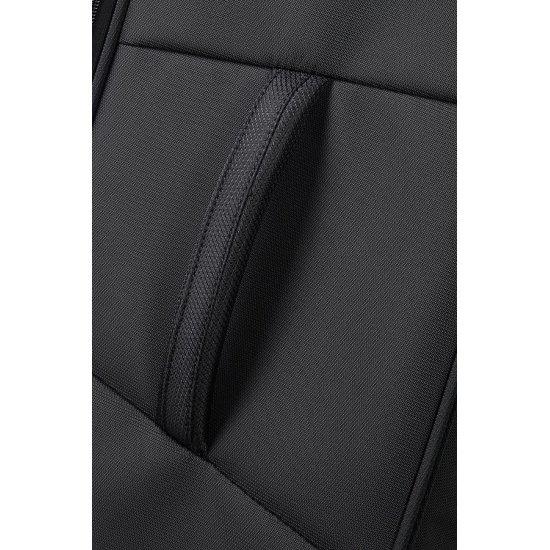 Summer Voyag 4-wheel suitcase 68 cm Black Expandable