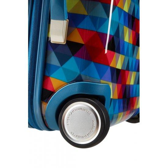 Surf Куфар на 2 колела American Tourister Jazz 55 см- размер за ръчен багаж, разноцветeн