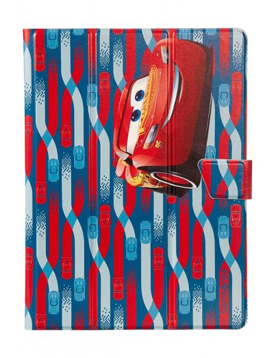 Tabzone Disney Univ. Slim Case Disney Cars Racetrack Tabzone Disney - Tablet cases 9'-10'