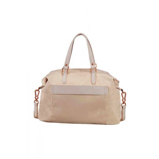 Karissa Duffle Bag Light Pink