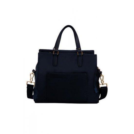 Karissa Shopping Bag L Dark Navy