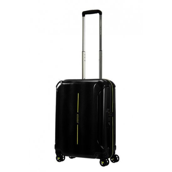 Technum 4-wheel 55cm Spinner suitcase Black Blurred