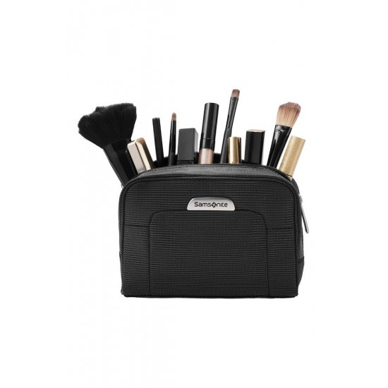 Cosmetic Case New Spark size S, graphite