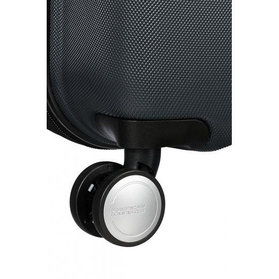 Tracklite 4-wheel Spinner suitcase 55cm Dark Slate